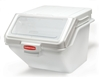 Rubbermaid bin without food ingredient bisphenol A 47L
