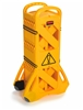 Portable mobile barriers Rubbermaid 9S11