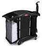 Rubbermaid Compact Hotel bellman cart