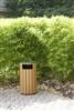 Outdoor trash Howard Regent Round 45 liters