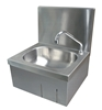 304 stainless steel hand basin with splashback and mixer France