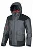 Waterproof jacket gray work gear