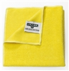 Yellow microfiber cloth Unger MICROWIPE 2000 pack 10