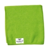 Unger green microfiber cloth Pack of 10