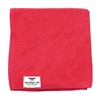 Unger red microfiber cloth Pack of 10