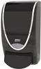 Soap dispenser design Deb black chrome