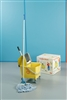 _UK_Chariot de menage Rubbermaid combo bravo 25 L jaune complet