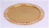 In disposable plate or round prestige package 72