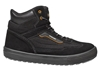 Safety Shoes Parade Volta black canvas high S1P