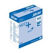 Hydroalcoholic gel solution desinfectante Soft Care Med
