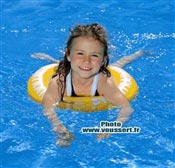 Yellow buoy Swimtrainer child 4-8 years