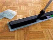 Gauze wet sweeping Easy Trap Duster 3m 2 rlx 500 SHTS