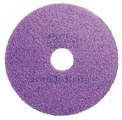 3M Scotch Brite disc crystallization Mauve 432 mm package 5