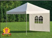 Curtain foldable tent Shelter PopUp window with 3 m