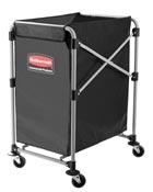Hotel linen trolley Cart Rubbermaid X 150 L