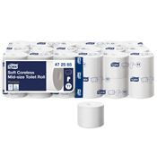 Compact toilet paper Tork T7 800 f. package of 36