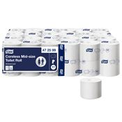 Tork T7 compact toilet paper 500 f package 48