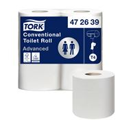 Tork toilet paper roll 198 f package 48