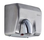 Automatic electric hand dryer Rossignol pulseo chrome