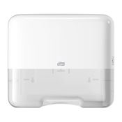 Hand towel dispenser Tork Elevation H3 mini white