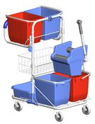 Household-type washing trolley DIT 491