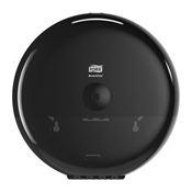 Toilet paper dispenser Tork black Smartone