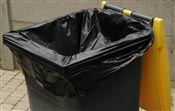 Garbage bag bag container 120 L 200 package