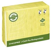 Biodegradable mop J-Cloth Plus yellow by 50