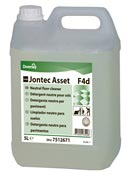 Taski Jontec asset F4d neutral cleaner maintenance ground 5 L