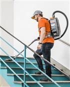 Backpack vacuum cleaner Taski Aero BP Li Ion battery