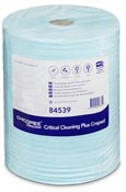 Veraclean more critical cleaning turquoise creped coil 400 F