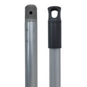 Steel handle 140 cm screw double function