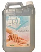 Hydroalcoholic gel solution desinfectante Comet gel 5 L
