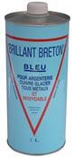 Breton bright blue cleaner bottle silverware 1 L