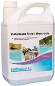Descaler pool filter canister 5 L