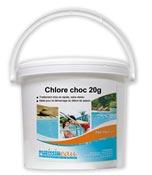 Shock chlorine granule product pool 10 kg bucket