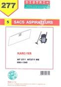Vacuum bag Karcher NT27 / 1 NT27ME