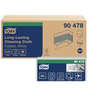 Tork non-woven long-lasting cleaning cloth