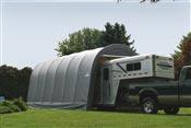 Garage demontable camper caravan boat 4.3 x 7.3 x 3.7 m