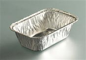 Aluminum tray 250 cc package 900