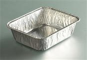 Aluminum tray 450 cc package 1500