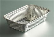 Aluminum tray 750 cc package 1000