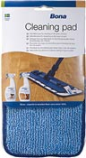 Blue pad maintenance flooring Bona