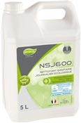 Sanitary cleaner Ecolabel 5 L
