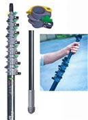 Unger telescopic pole nLite one 7.5 m