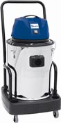 Vacuum water and dust stainless steel Numatic 50L