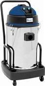 Water and dust vacuum cleaner Numatic eaupro 2 motors 50L