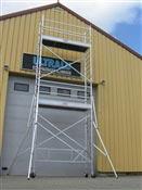 Aluminum scaffold 4m Toplight 218