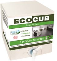 Acheter Ecocab floor cleaner neutral soil Ecolabel 10 L