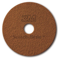 Acheter 3M Scotch Brite disc crystallization sienna 406 mm by 5